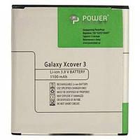 Аккумуляторная батарея PowerPlant Samsung Galaxy Xcover 3 (EB-BG388BBE) 1100mAh (SM170197)