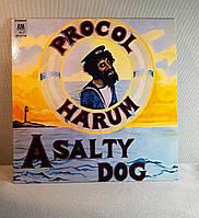 CD диск Procol Harum - A Salty Dog