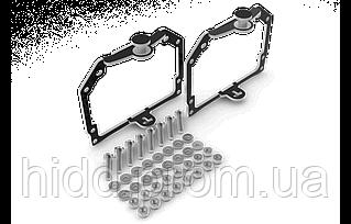 Переходные рамки AUDI A5, Q5, Q7 для адаптивных фар линзы HELLA 3 3R