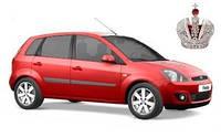 Автостекло, лобовое стекло на FORD (Форд) FIESTA (2002 - 2009)