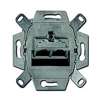 Механизм ABB RJ-45 Cat. 5e двойной (0217-102-507)