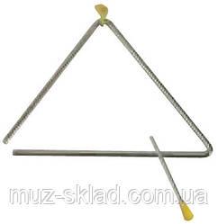 "Maxtone T-37/7 треугольник 7"", с битером"