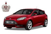 Автостекло, лобовое стекло на FORD (Форд) FOCUS (КРОМЕ C-MAX)  (2011 -