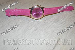 Женские часы Geneva розового цвета., фото 3
