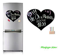 Магнитные доски на холодильник