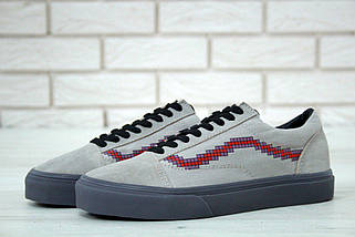 Мужские кеды Vans Old Skool Nintendo Controlle Game Over, vans old school, ванс олд скул, фото 3