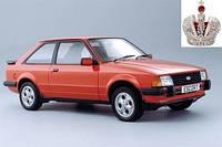 Автостекло, лобовое стекло на FORD (Форд) ESCORT / ERICA / ORION (1981 - 1990)