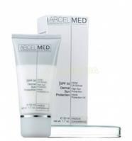 Крем для лица SPF 50 Дермальный Защитный Dermal Sun Protection ArcelMed Jean d`Arcel (Жан ДАрсель) 50 мл