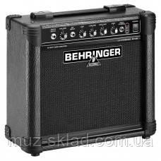 Комбоусилитель BEHRINGER Ultrabass BT108