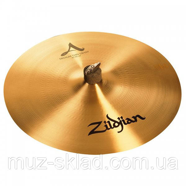 Тарелка для барабанов Zildjian A Thin Crash 16""