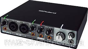 Аудиоинтерфейс Roland Rubix 24 USB