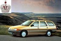 Автостекло, лобовое стекло на FORD (Форд) ESCORT / ORION (1990 - 1999)