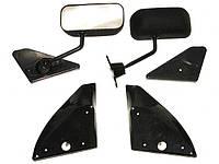 Зеркала наружные ВАЗ-2109 F1 Sport черный мат (пара)