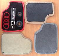 Subaru Outback 2009-2014 гг. Текстильные коврики салона (Fortuna)