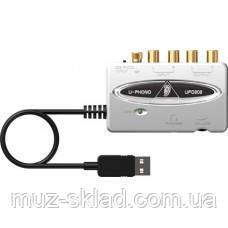 Behringer UFO 202 USB аудиоинтерфейс
