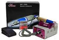 Фрезер Lina MM 25000 тыс.оборотов, Машинка для маникюра и педикюра, Профессиональный фрезер, фото 1