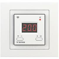 Терморегулятор для теплого пола Terneo AX UNIC WiFi Белый