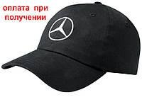Мужская новая фирменная стильная оригинал кепка, бейсболка Mercedes-Benz купить, фото 1