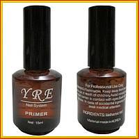 Новое Поступление: YRE Праймер для Гель - Лака, 15 мл. Код 1054