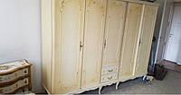 Спальня в стиле рококо,барокко. Бельгия. Цена с учетом реставрации.