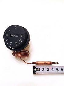 Термостат капиллярный FSTB / 16A / Tmax = 150°С / Турция (Sanal)