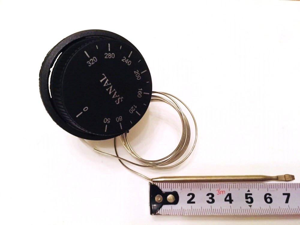 Термостат капиллярный FSTB / 16A / Tmax = 320°С / Турция (Sanal)