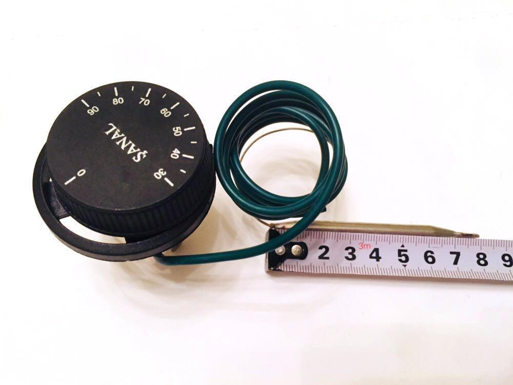 Термостат капиллярный FSTB / 16A / Tmax = 90°С / Турция (Sanal)