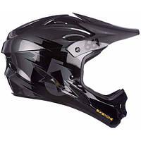 Шлем фулл 661 COMP HELMET BLACK/CHARCOAL L