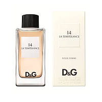 Dolce and Gabbana - D&G 14 La Temperance Парфюмерия унисекс