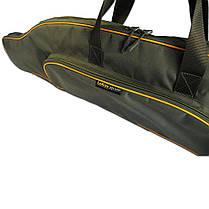 Чехол LeRoy Lite для удилищ с катушками 130 см, фото 3