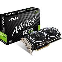 Видеокарта MSI GeForce GTX 1060 6GB GDDR5 Armor OCV1 (GF_GTX_1060_ARMOR_6G_OCV)