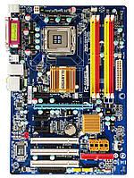 ТОПОВАЯ Плата ДЛЯ МАЙНИНГА S775 GIGABYTE GA-P31-DS3L с4мя PCI-EXPRESS Понимает АБСОЛЮТНО ВСЕ - XEON, QUAD, DUO