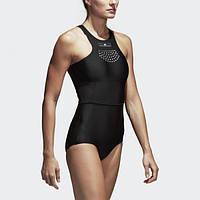 Женский слитый купальник Adidas aSMC Swimsuit CE1778 - 2018