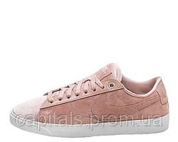 "Женские кроссовки Nike Blazer Low Surfaces ""Light Lavender Leather"""