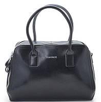 Женская кожаная сумка ZH6028 черная Кожаные женские сумки купить в Одессе 7 км