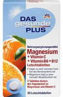Магний + витамин с + витамин B6 + B12
