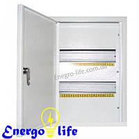 Шкаф монтажный ШМР-24Н на 24 модуля внешний, для монтажа электрооборудования