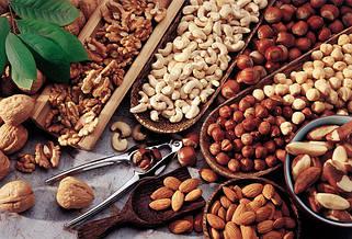 Орешки и ягодно-ореховые миксы
