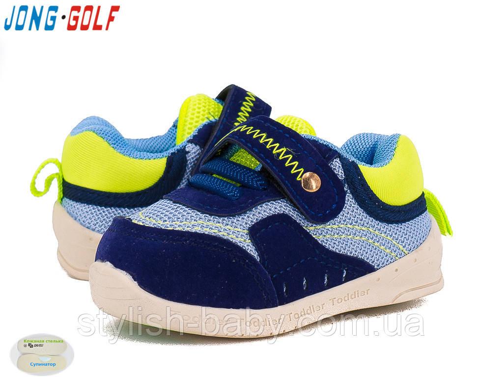 Детская обувь оптом. Детская спортивная обувь бренда Jong Golf для мальчиков (рр. с 18 по 23)