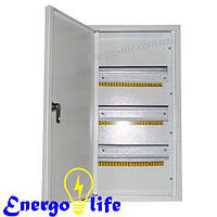 Шкаф монтажный ШМР-36Н, на 36 модулей внешний, для монтажа электрооборудования