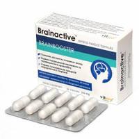 Брэйнактив - комплекс  аминокислот, витаминов  для поддержки и улучшения работы головного мозга