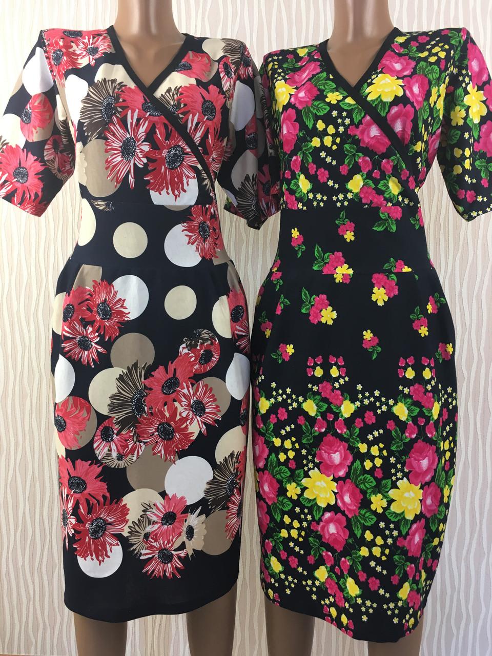 Женское платье Камали Размер 44 - 58