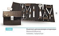 Маникюрный набор SPL 77303-9