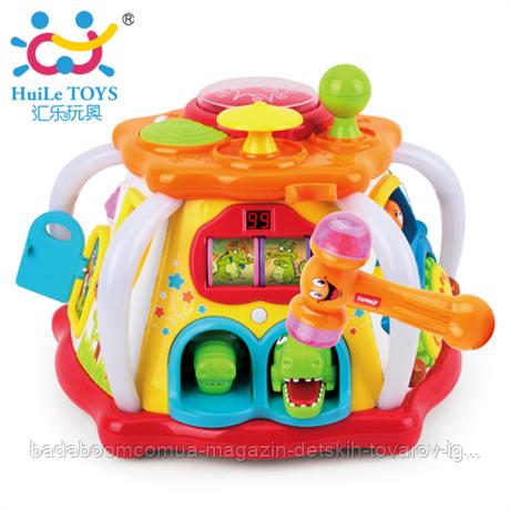 "Игрушка Huile Toys ""Музыкальная планета"" (676)"