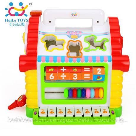 """Игрушка Huile Toys """"Веселый домик"""" (739)"""