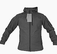 Куртка Softshell черная, фото 1