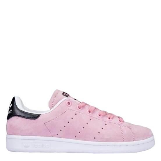 Кроссовки Adidas Stan Smith Femme Blanc Rose