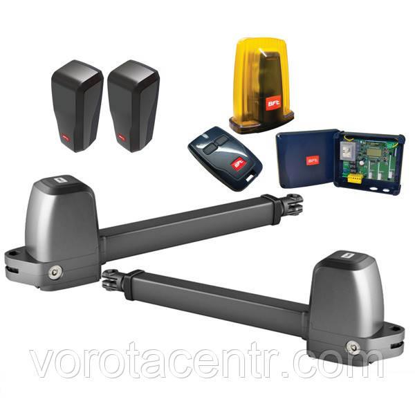 Комплект автоматики для розпашних воріт BFT ATHOS AC A25 kit