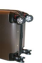 Чемодан дорожный V&V CT-8300-75, Black Moon (большой) коричневый, фото 2