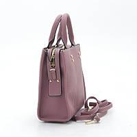 Женская сумка 876 т. розовая